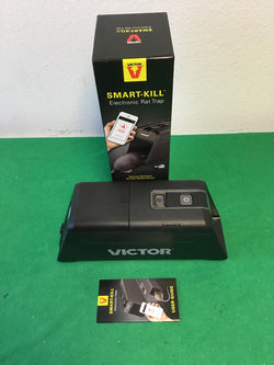 Victor M2 Smart-Kill Wi-Fi Electronic Rat Trap- Black - Wilkerson Trading