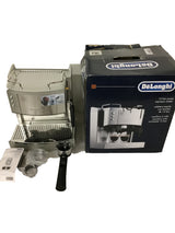 DeLonghi EC702 15-Bar-Pump Espresso Maker- Stainless - 24OurStore