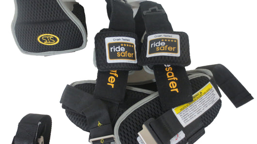Ride Safer Delight Travel Vest- Small - Wilkerson Trading