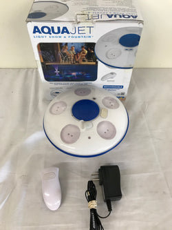 AquaJet Pool Light Show & Fountain- (Game) - 24OurStore