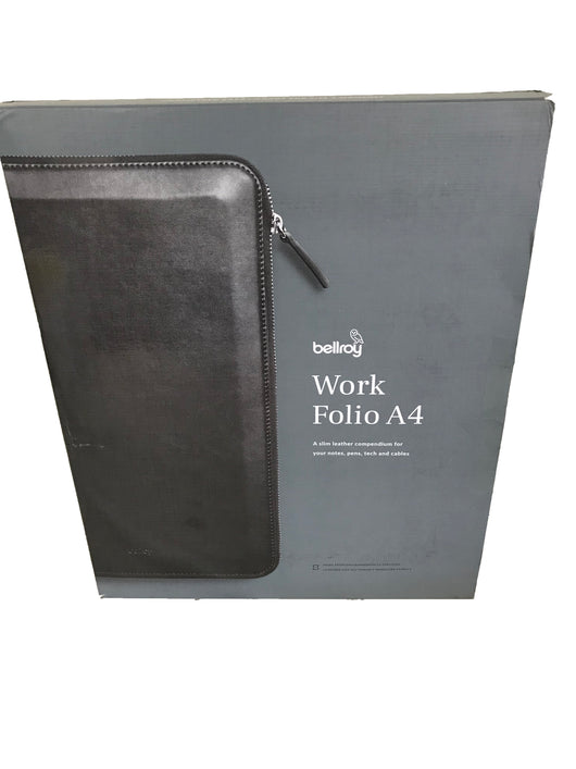 Bellroy Work Folio A4 - 24OurStore