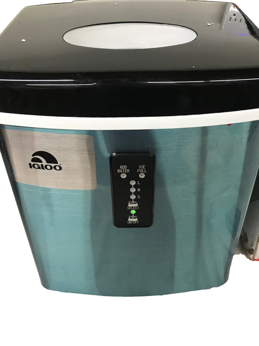 Igloo ICE103 Counter Top Ice Maker - Wilkerson Trading