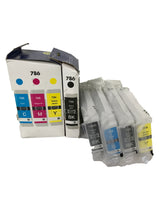 8 Genuine Epson 786 Ink/XL Cartridges - 24OurStore