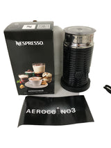 Nespresso 3694-US-BK Aeroccino3 Milk Frother - Wilkerson Trading