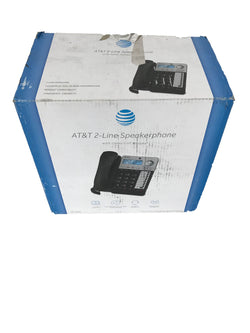 AT&T ML17929 ML17929 Two-Line Corded Speakerphone - 24OurStore