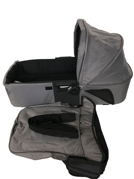 Baby Jogger Compact Pram MB Single/Double, Black/Gray - 24OurStore