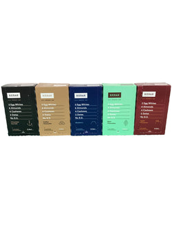 RXBar Real Food Protein Bars- 12 Bars Assorted Flavors
