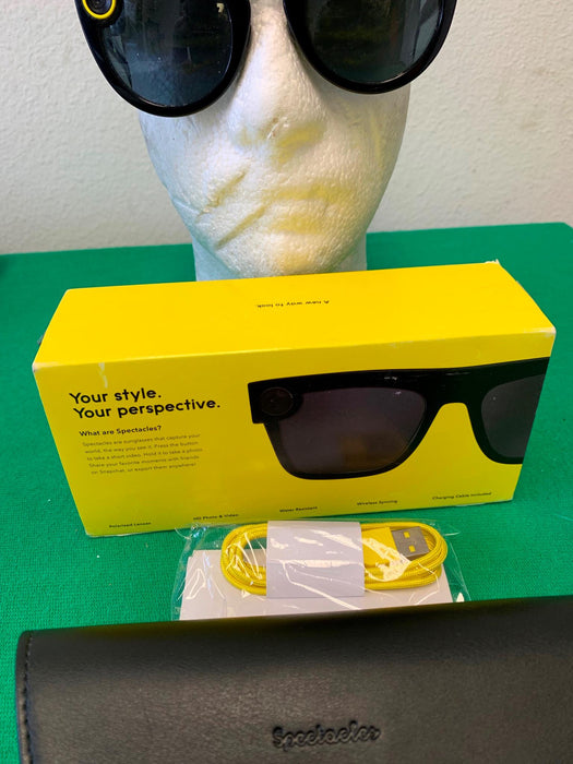 Spectacles 2 Original - HD Camera Sunglasses Made for Snapchat - Wilkerson Trading