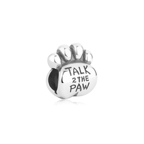 Talk To the Paw Bella & Beau Bead
