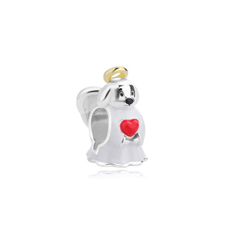Angel Heart Bella & Beau Bead