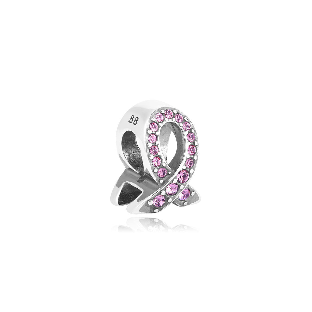 Fight Breast Cancer Bella & Beau Bead