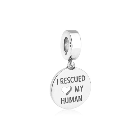 I Rescued My Human Bella & Beau Charm