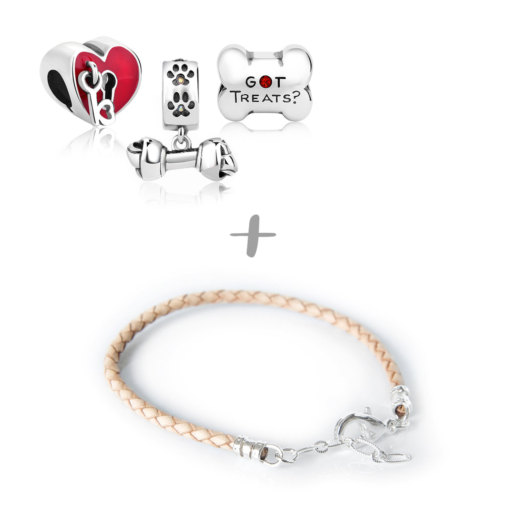 """Make No Bones About It"" Starter Collection (Bracelet)"