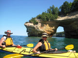 30% OFF 2021 Sale! Taste of the Rocks 1/2 Day Pictured Rocks Kayak Tour