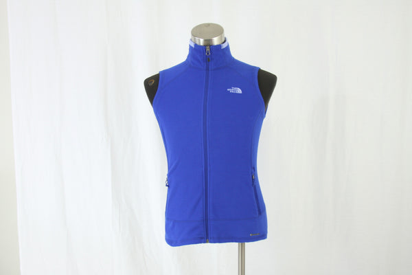womens the north face vest