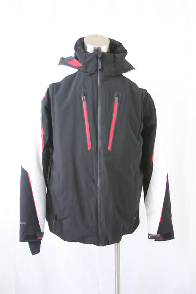 Men's Obermeyer Insulated Charger Jacket - Size X-Large