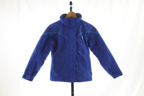 Kid's Spyder Insulated Ski Coat - Size 10