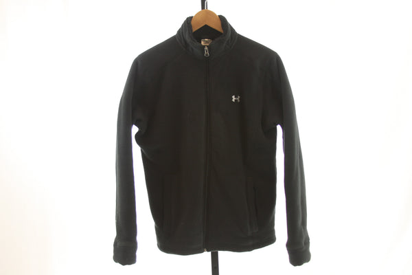 Under Armour Fleece Jacket Used Thrift