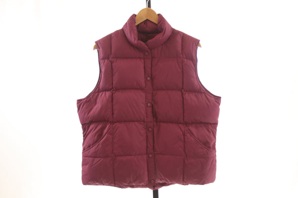 Down Puff Vest Consignment