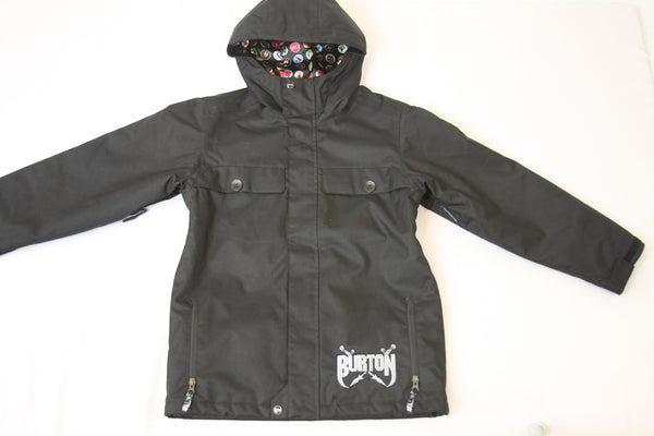 kid's burton ski coat