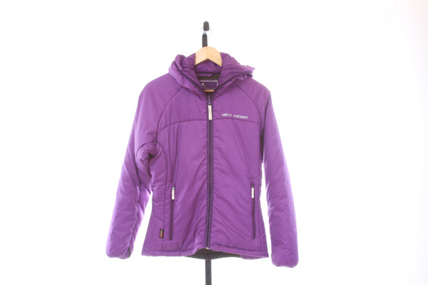 Women's Helly Hansen Synthetic Insulated Jacket - Size Medium
