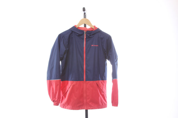Kid's Columbia Windbreaker - Size Large