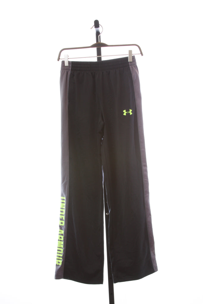 Kid's Under Armour Track Pants - Size Large