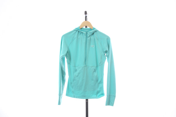 Women's Arc'teryx Synthetic Long Sleeve Hoodie - Size Small