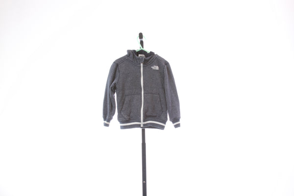 Kid's The North Face Full Zip Hoodie - Size 4T