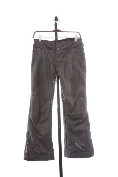 Kid's Obermeyer Insulated Ski / Snowboard Pants - Size Large 14/16