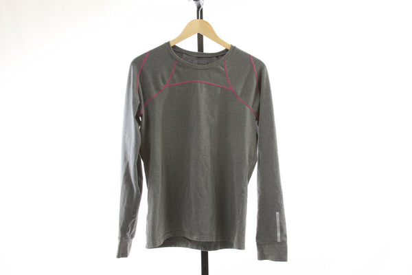 Women's Athleta Crew Neck Long Sleeve - Size Large