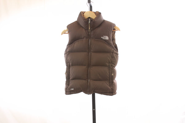 Women's The North Face Down Puff Vest - Size X-Small