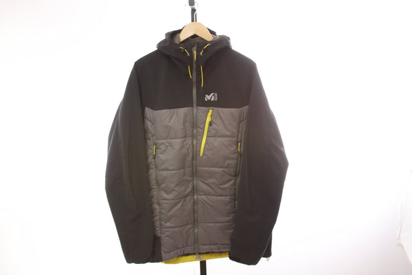 Men's Millet Primaloft Insulated Soft Shell Jacket - Size XXL