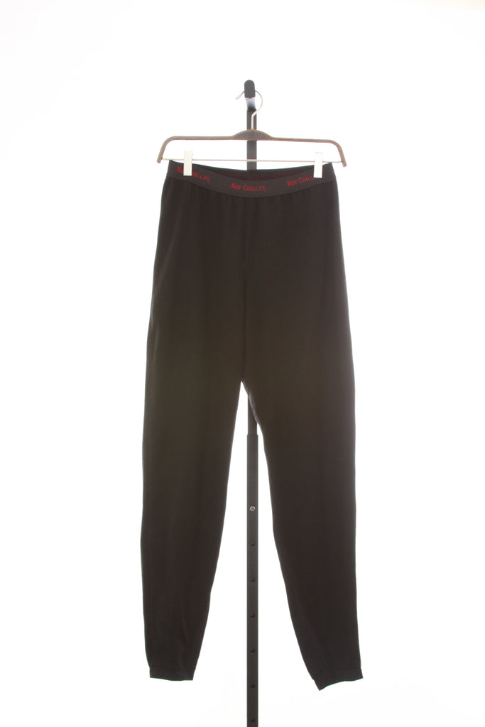 Men's Hot Chilly's Fleece Pants - Size Large