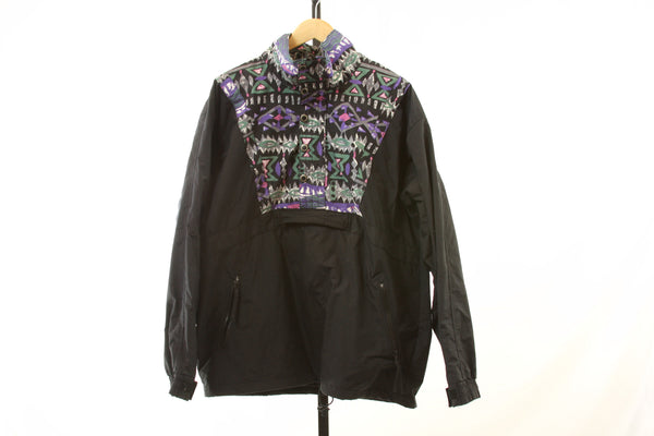 Men's Vintage Burton Pullover Jacket - Size Medium