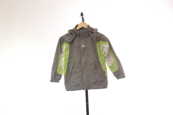 Kid's Helly Hansen Rain Jacket - Size 8 (8 Years)