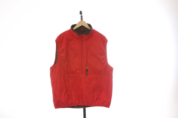 Women's Patagonia Pullover Synthetic Puff Vest - Size X-Large