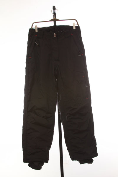 Women's Obermeyer Lightly Insulated Ski Pants - Size 10