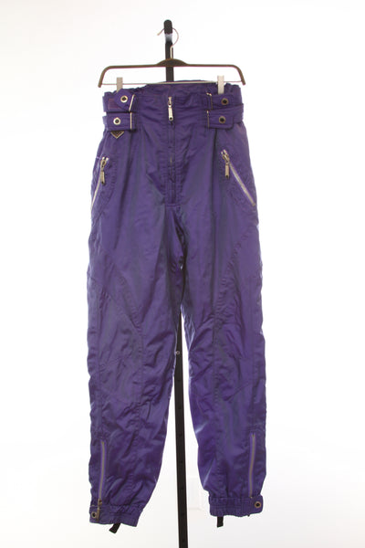 Women's Spyder Vintage Insulated Ski Pants - Size 12