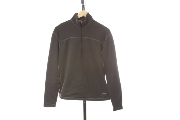 Women's Patagonia Heavy Weight 1/4 Zip Capilene Fleece - Size Large