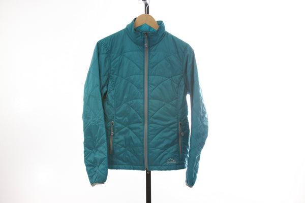 Women's L.L. Bean Light Synthetic Primaloft Puffer - Size Small