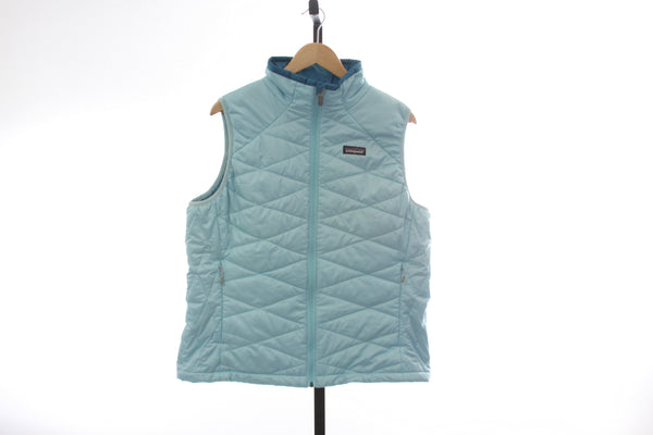 Women's Patagonia Nanopuff Down Vest - Size X-Large