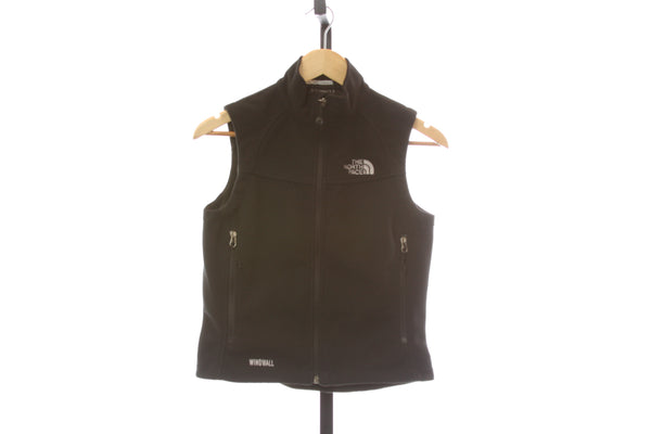 Women's The North Face Windwall Fleece/Softshell Vest - Size X-Small