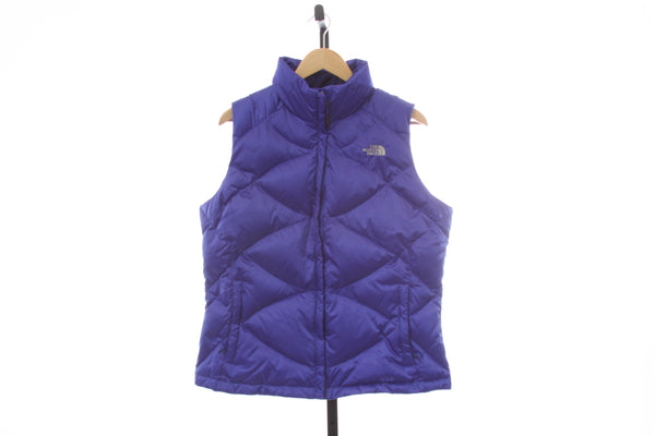 Women's The North Face 550 Fill Down Vest - Size X-Large