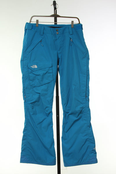 Women's The North Face Hyvent Insulated Ski / Snowboard Pants - Size Large