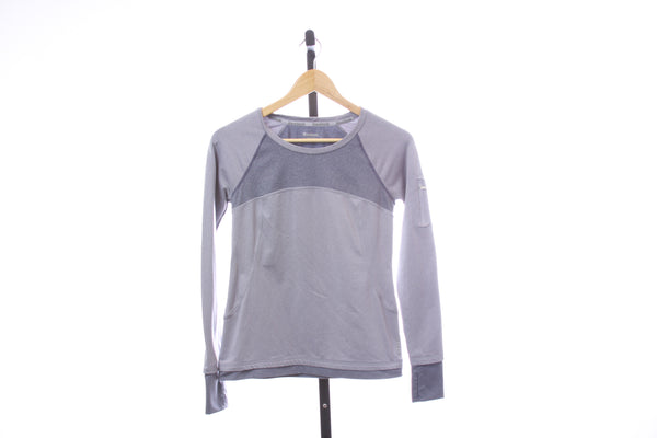 Women's Reebok Technical Long Sleeve Shirt - Size X-Small