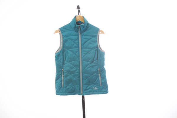 Women's L.L. Bean Lightly Insulated Synthetic Vest - Size Small