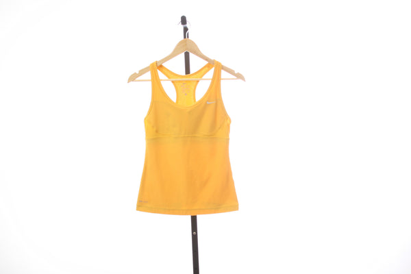 Women's Nike Dri-Fit Synthetic Tank Top - Size Small