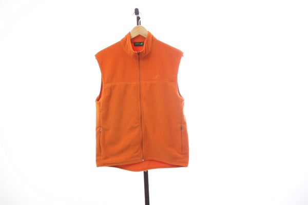 Men's EMS Fleece Vest - Size Small