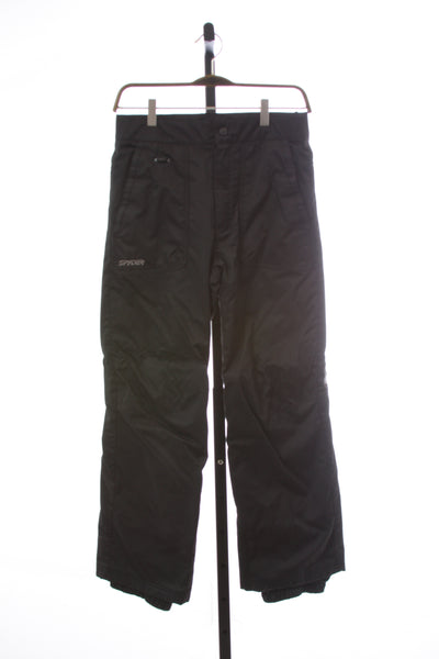 Kid's Spyder Insulated Ski / Snowboard Pants - Size 12/14